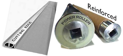 Reinforced/Power Rollers Photo Backgrounds