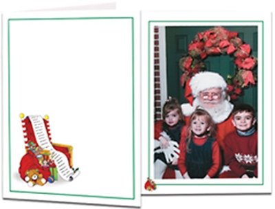 Photo Christmas Greeting Cards