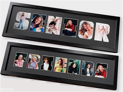 Senior Grad Picture Frames