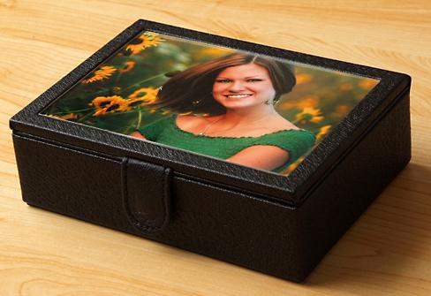 Acrylic Photo Print Box In 4x6 5x7