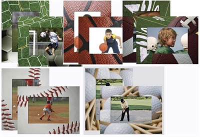 Photo Frames sports teams, events, sports clubs, school sports