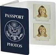 Passport Official Photo Holders