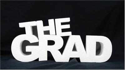 Senior Grad Photo Prop Displays