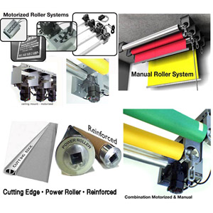 Background Roller Systems