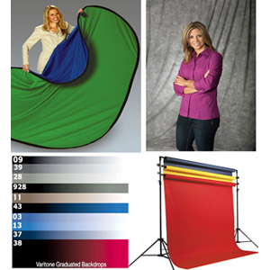 Photo/Video Backdrops • Stands
